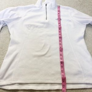 The North Face Tops - the north face polartec fleece classic 1/4 zip up